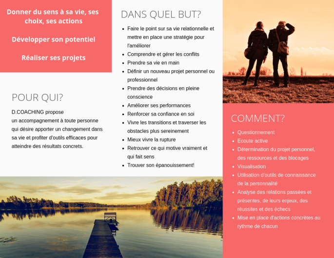 Brochure coaching personnel verso